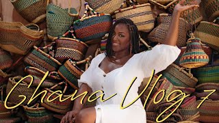 Download Ghana Vlog 7: NYE in Ghana, Shopping at the Accra Market (Last Day in Ghana Vlog 2019!) Video