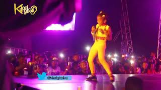 Download Wow! Little Girl Murder Tiwa savage's Song On Stage | At 'JOOR CONCERT 3 Video
