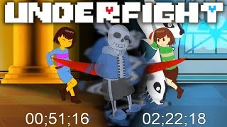 My Kids Play Undertale Simulator - Sans Battle : 2 vs 1 Free