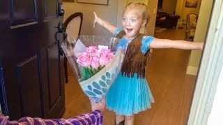 Download Everleigh's first school dance with a boy!!! Video