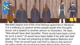 Download Macbeth - Act 5, Scene 5 Summary Video
