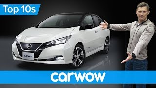 Download New Nissan Leaf 2018 - is this the end of fossil fuels? | Top10s Video