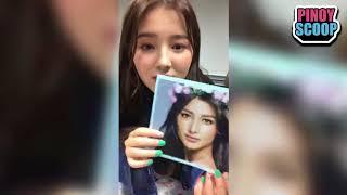 Download Momoland Member Nancy, Ginaya Ang Mga Pose Ni Liza Soberano Video