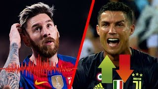Download No creerás en QUE LUGAR COLOCÓ Messi a CR7 entre los mejores del mundo Video