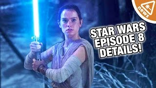 Download Exciting New Star Wars Episode 8 Details Revealed! (Nerdist News w/ Jessica Chobot) Video