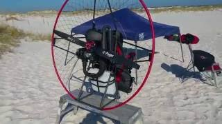 Download Air Conception Delta Nitro 200 Paramotor Video