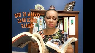 Download How to Manage Reading in Grad School Video