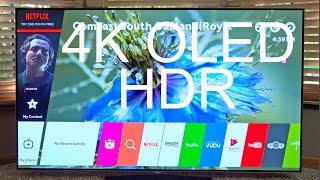 Download Best TV of 2016? LG 65″ 4K OLED + HDR: Unboxing & Review Video