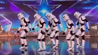 Download ストームトルーパーのキレッキレダンスが海外で話題に! Video