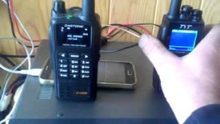 Download Zastone ZT-9908 et TYT DM-UVF10 compatible Video