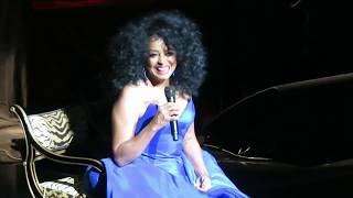 Download Diana Ross - An Emotional Q & A with Best Years Of My Life (Nov 9, 2018 - Wynn Encore, Las Vegas NV) Video