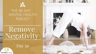 Download Remove Negativity - Yoga for Mental Health - Day 39 with Mariya Gancheva Video