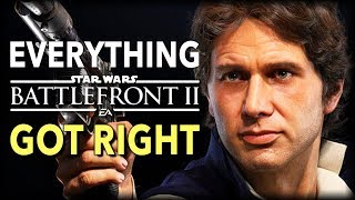 Download Everything Star Wars Battlefront 2 Got Right Video