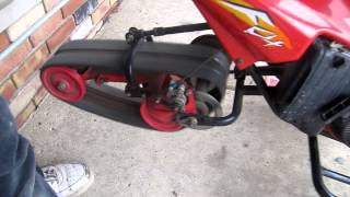Download snow fox mini snowmobile wise buys resale american wise buys Video