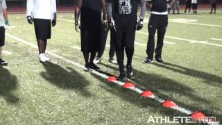 Download Chad Ochocinco, Andre Johnson, Santana Moss, Antonio Brown workout - AthleteIntel Video
