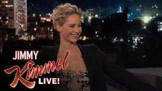 Download Jennifer Lawrence & Jimmy Kimmel are Hypochondriacs Video