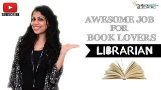 Download Job Roles For Librarian – Periodical Librarian,Category Librarian,Library Collections Video