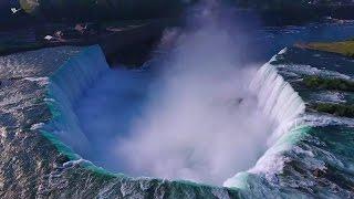 Download Niagara Falls & Area - 4K (Ultra HD) Aerial Video using DJI Phantom 4 Video