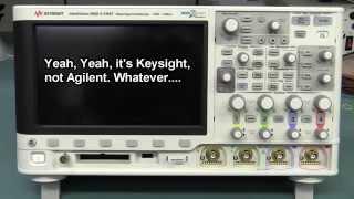 Download EEVblog #702 - Keysight 3000T Oscilloscope Teardown Video