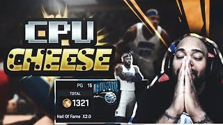 Download NBA 2K17 MyCAREER Gameplay - THE 2K CPU CHEESE! HALL OF FAME DIFFICULTY BEFORE PLAYOFFS (EP 27) Video