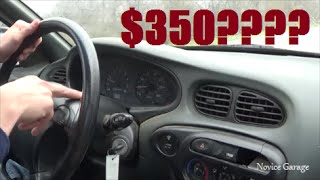 Download Driving A $350 Car Video