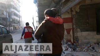 Download East Aleppo residents trapped with nowhere to go Video