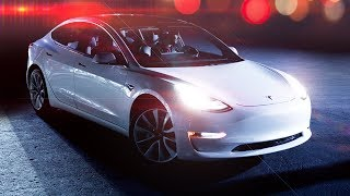 Download Trying the Tesla Model 3 Video