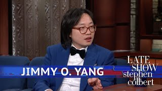 Download Jimmy O. Yang Says There's No Stand-up Comedy In China Video