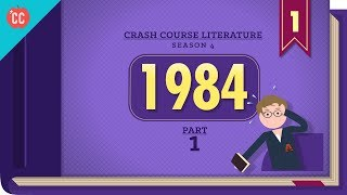 Download 1984 by George Orwell, Part 1: Crash Course Literature 401 Video