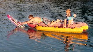 Download RC Boats VS My Kids!! Video