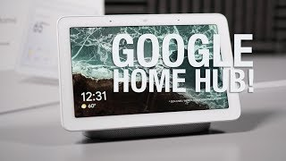 Download Google Home Hub Unboxing and First Look! Video
