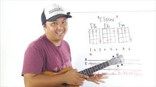 Download Ukulele Whiteboard Request - Closer Video