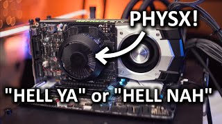 Download PhysX Cards - 10 years later do they still suck?? Video