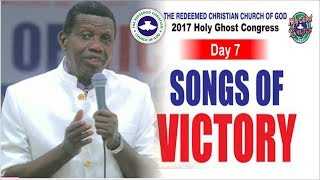 Download Pastor E.A Adeboye @ 2017 HOLY GHOST CONGRESS #Day7 Thanksgiving Service Video