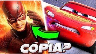 Download CARROS 3 É UMA COPIA DE THE FLASH Video