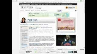 Download FTC Settlement Highlights Google's Business Ethic Video