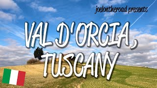 Download Val d'Orcia, Tuscany - UNESCO World Heritage Site Video