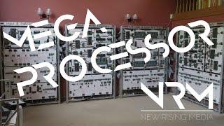 Download Megaprocessor Tour And Interview - HUGE COMPUTER Video