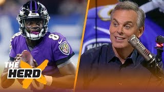 Download Colin Cowherd reacts after the Ravens beat the Colts 20-19 in the 2018 preseason | NFL | THE HERD Video