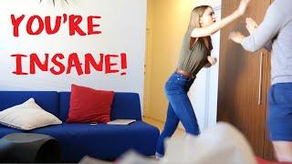 Download PRANK FRENZY ON MY GIRLFRIEND! Am I the WORST BOYFRIEND EVER?! Video