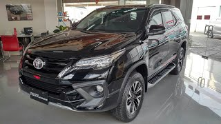 Download In Depth Tour Toyota Fortuner TRD Sportivo Diesel 2017 - Indonesia Video