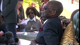 Download Robert Mugabe will not vote for those who tormented him Video