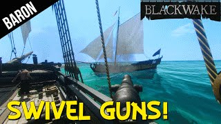 Download BlackWake - Swivel Guns, FTW! BaronVonReadBeard Strikes Again!!! Video
