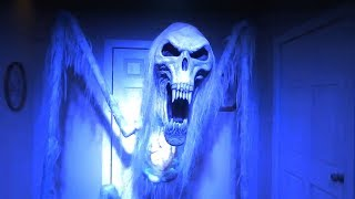 Download ″Poltergeist″ maze HIGHLIGHTS at Universal Studios Hollywood Halloween Horror Nights 2018 Video