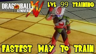 Download Dragon Ball Xenoverse: How To Level Up to 99 Fast! (DLC 3 Required) Video