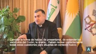 Download Entrevista con el arzobispo caldeo de Erbil (Irak) Bashar Matti Warda Video