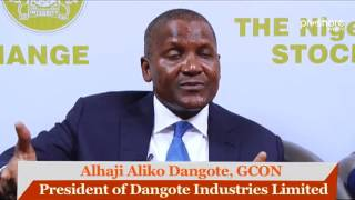 Download Agriculture, vital to Nigeria's economic recovery- Aliko Dangote Video