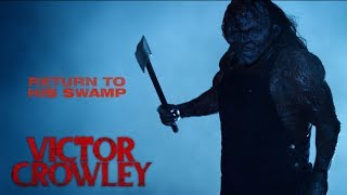 Download Victor Crowley - Official Movie Trailer (2018) Video