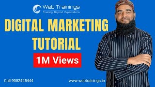Download Online Digital Marketing Course - Digital Marketing Tutorial for beginners Video