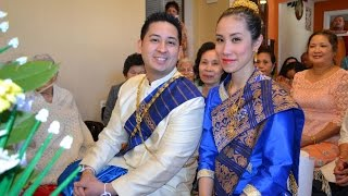 Download Jon & Thip Luna's Lao Traditional Wedding Video